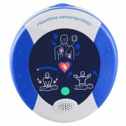 Desfibrilador Externo Automático Samaritan Pad com Estojo e Cartucho Adulto Heartsine  -  Macrosul