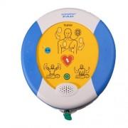 Desfibrilador Simulador Samaritan Trainer com ( Estojo,Eletrodos,Bateria,Controle Remoto) - HeartSine