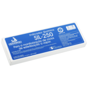 Indicador Químico SIL-250 (Pacote C/ 06 Caixas C/ 250 Unds.)  - Cristófoli