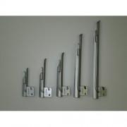 Lâmina para Laringoscópio Reta Nº1 Latão Cromado 9cm Convencional 7-701-5011 - OXIGEL