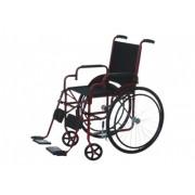 Cadeira de Rodas Lagoinha Pneu Inflavel 44 cm Cinza - CARONE