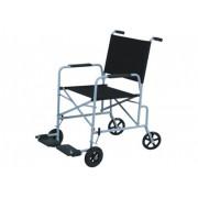 Cadeira de Rodas Seridó (Nylon) Cinza 42 cm - CARONE