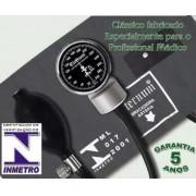 Aparelho de Pressão Arterial Eternum Fecho Metal Nylon Adulto - Mikatos