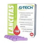 Lancetas para Lancetador - G-tech