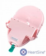 Cartucho (eletrodos com bateria) PadPak Pediátrico  HeartSine - Macrosul