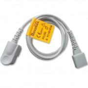 Sensor de Oximetria Reutilizável Tipo Clip Adulto  do SA210  - Rossmax