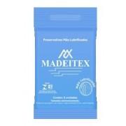 Preservativo não Lubrificado  Cx. c/144 - Madeitex