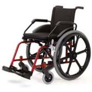 Cadeiras de rodas Alumínio Light 44cm - BAXMANN E JAGUARIBE