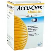 Accu-Chek Multiclix Lanc. 204 - Roche