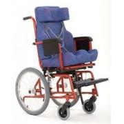 Cadeira de rodas Star Kids 30 cm - BAXMANN E JAGUARIBE