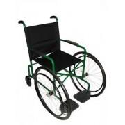 Cadeira de rodas Caiçara Pneu Inflável 41 cm - CARONE