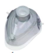Máscara de Silicone  Autoclavável com Cúpula  4  do Reanimador Manual   -  MD