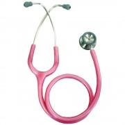 Estetoscópio Professional Neonatal Rosa Perolizado - Spirit