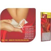 Placa Skingel Com Tecido 10X10 Ref. SG-400 ? Ortho Pauher