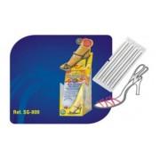 Tiras Adesivas Para Conforto Soft-Gel Cx com 12 unid. Ref. SG-800 ? Ortho Pauher