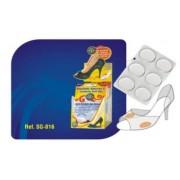 Almofada Adesiva para Conforto Soft-Gel cx com 12 unid. Ref. SG-816 ? Ortho Pauher