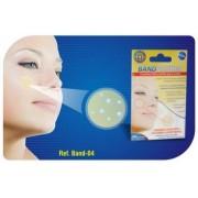 Hidrocolóide Adesivo Para Cuidados da Face Ref. Band 04 ? Ortho Pauher