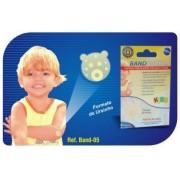 Hidrocolóide Adesivo Para Proteção do Seu Filho Ref. Band 05 ? Ortho Pauher