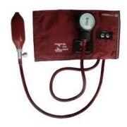 Aparelho de Pressão Adulto Nylon/Metal Vinho  AP0215  - BIC