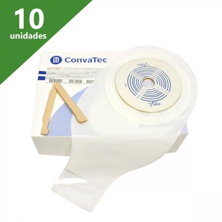 BOLSA DE COLOSTOMIA ACTIVE-LIFE 19/64MM (CX C/10) - CONVATEC
