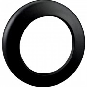 Borracha para Auscultador do Estetoscópio Professional Pediátrico Preto - Spirit