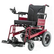 Cadeira de Rodas Aço Motorizada Jaguar -  BAXMANN E JAGUARIBE