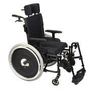 REPETIDO -  Cadeira de Rodas Alumínio AVD Reclinável 46 cm - ORTOBRAS