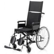 Cadeira de Rodas KR Plus 44 cm - BAXMANN E JAGUARIBE