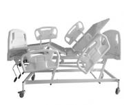 Cama Fowler com Elevação Manual de Leito Luxo DSM-011LX - Desematec