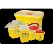 Coletor Rígido de Material Perfuro Cortante 1 Litro Ref.MI155 - MD