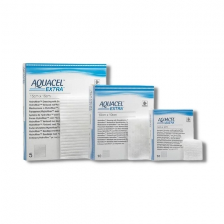 CURATIVO AQUACEL AG EXTRA 2G X 45 UND. 403771 CONVATEC