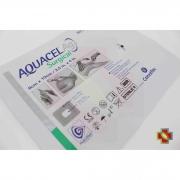 CURATIVO AQUACEL AG SURGICAL 09 X 10 CM UND 412009 - CONVATEC