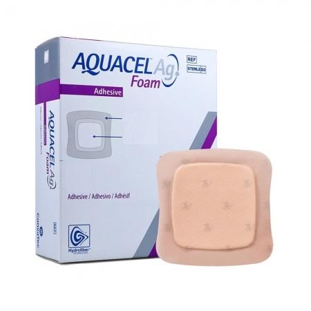 CURATIVO AQUACEL FOAM 15 X 20 CM UND. 420637 - CONVATEC
