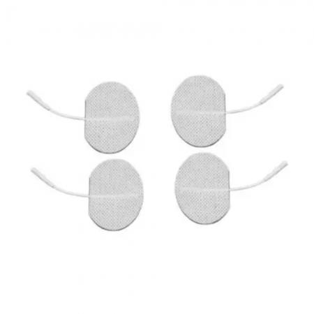 ELETRODO AUTOADESIVO AXELGAARD PARA TENS 4,0 X 6,4 CM OVAL CT3050 (C/4) VALUTROID - CARCI