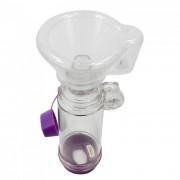 Espaçador 175 ml com Máscara Pediátrica - Macrolife