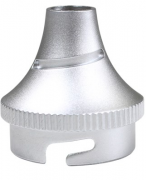 Espéculo Descartável 2.7mm para Otoscópio OT8D com 200 Unds. - MD