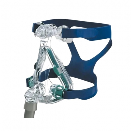 MASCARA CPAP BIPAP FACIAL MIRAGE QUATTRO PEQUENA 61201 - RESMED