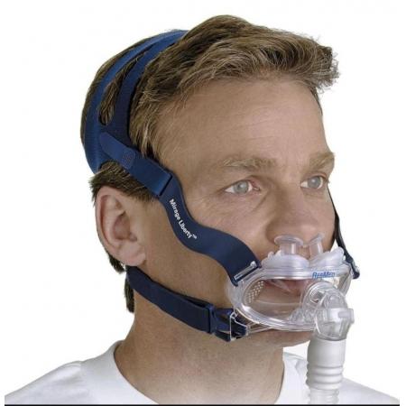 MÁSCARA PARA CPAP BIPAP FACIAL MIRAGE LIBERTY P - RESMED