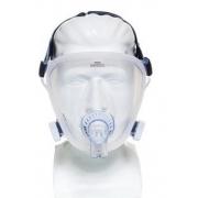 MÁSCARA PARA CPAP BIPAP FACIAL TOTAL FITLIFE G C/PONTA EX - PHILIPS RESPIRONICS