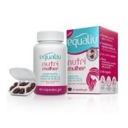 NUTRI MULHER POLIVITAMINICO C/60 CAPS - EQUALIV