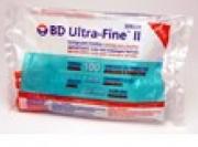Seringa Descartável de Insulina 13  x  0,38 mm 100 Und. C/10 - BD-Becton Dickson