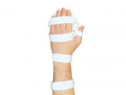 Tala de PVC para Punhos, Mãos e Dedos Brace Pauher Ref. AC639 - Ortho Pauher