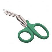 Tesoura para Bandagem Romba/Romba 14 cm  Verde - MD