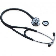 Estetoscópio Cardiology Preto Spirit
