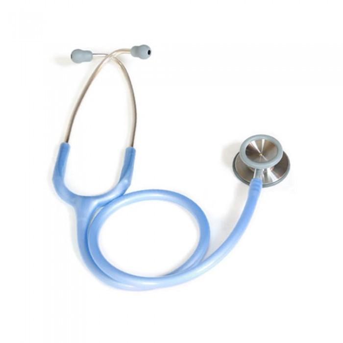 Estetoscópio Professional Adulto Azul Perolizado - Spirit