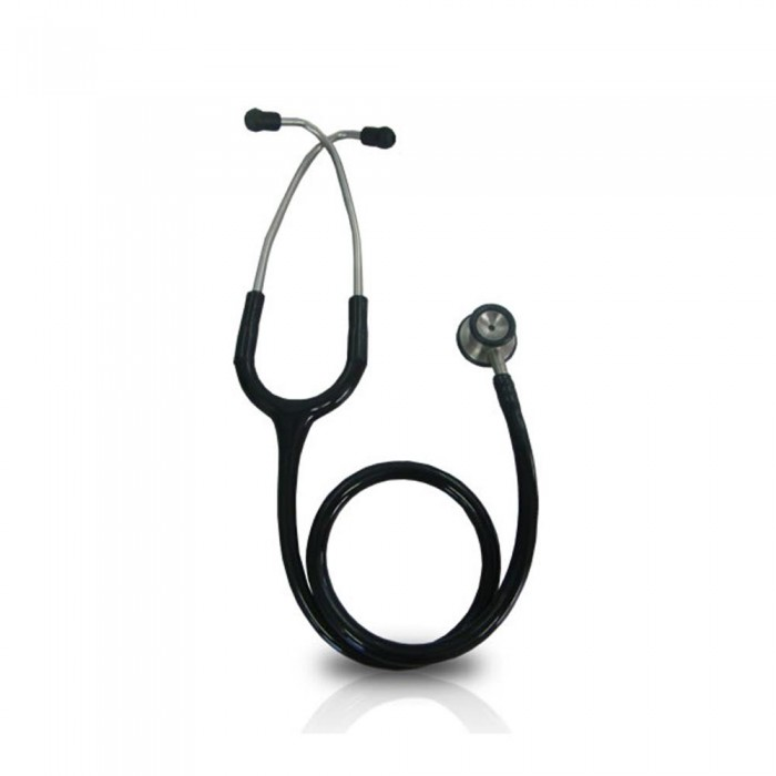 Estetoscópio Professional Neonatal Preto - Spirit