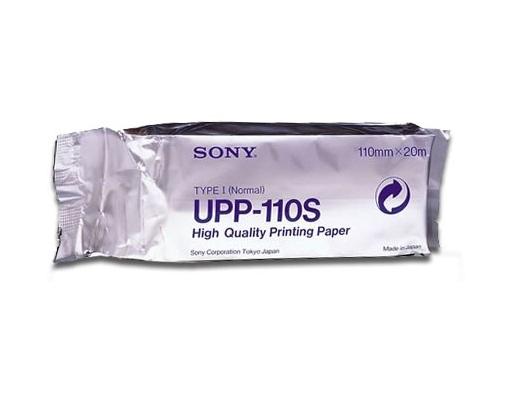 Papel Termo Sensível para Impressora de Video UPP 110S - Sony  - Shopping Prosaúde