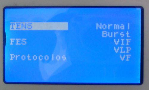 Fesmed IV - Eletroestimulador Fes + Tens 4 Canais 4054 - CARCI  - Shopping Prosaúde