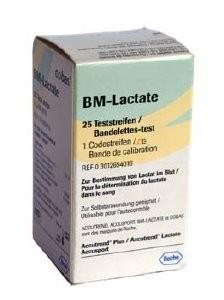 Fitas para Colesterol cx c/25 Accutrend GCT ou Accutrend GC  - Roche  - Shopping Prosaúde