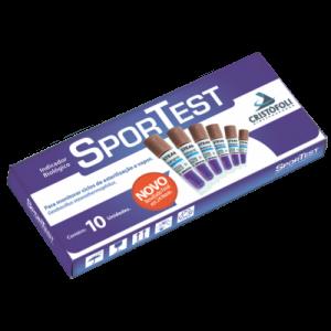 Indicador Biológico SporTest Pact. c/ 3 Caixas de 10 unid. - Cristófoli  - Shopping Prosaúde